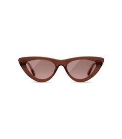 #006 clear sunglasses in coco