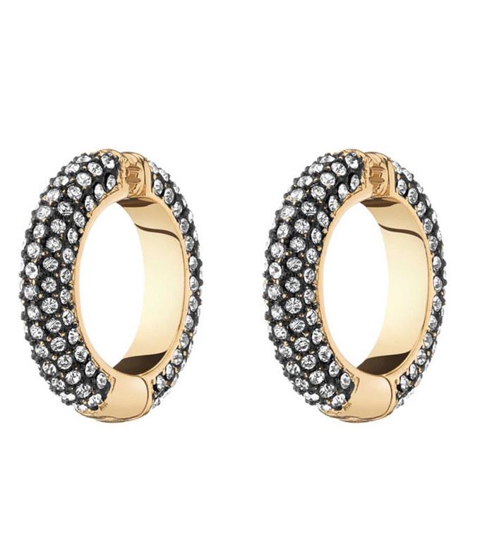 lili min cuff earring set