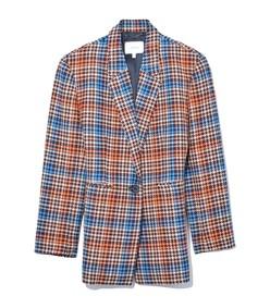 charismatic check jacket