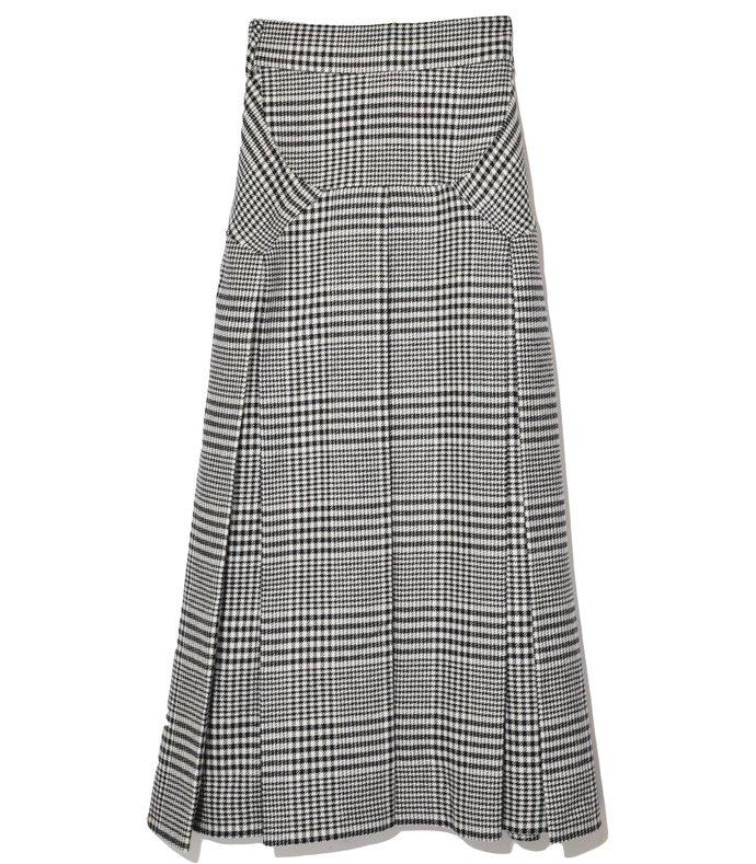 giuliana skirt in black/white