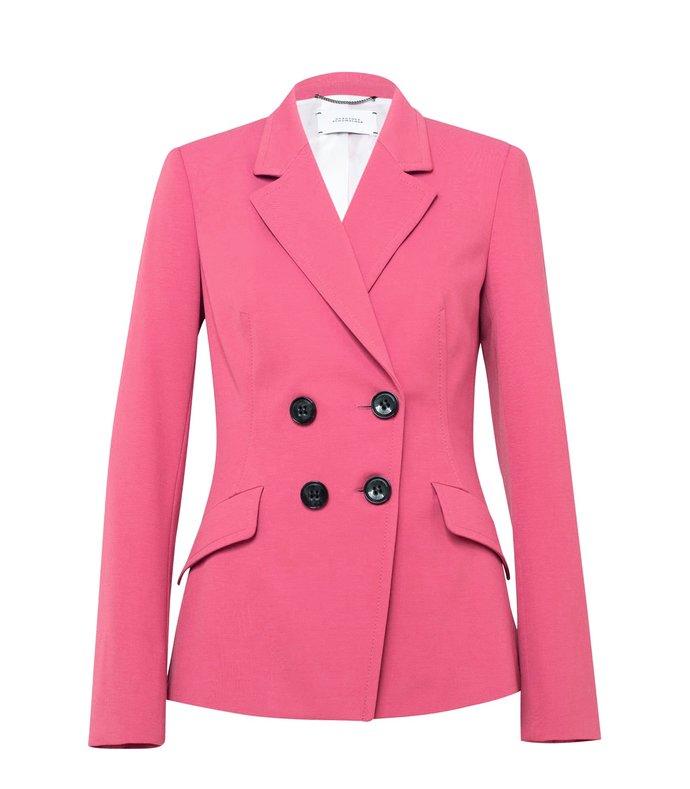 fluid essence jacket in pink rose ts