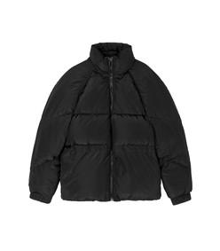 whitman jacket in black