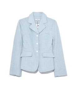 woodside blazer in serenity blue