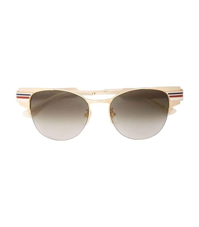 metal vintage frame sunglasses