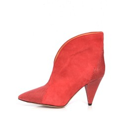 red archee boot