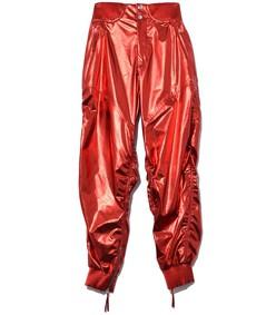metal red aruso pant