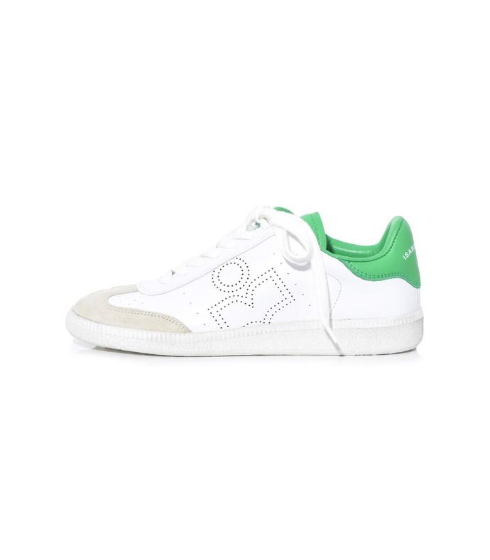 bryce sneaker in green