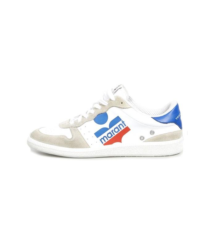 bulian sneaker in white