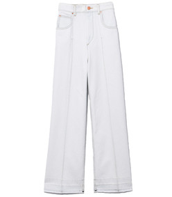 cabrio trouser in light blue