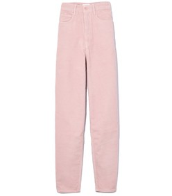 corsy pant in light pink
