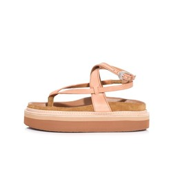 esely sandal in brown