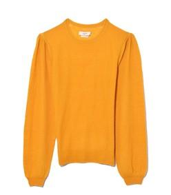 floyd sweater in saffron