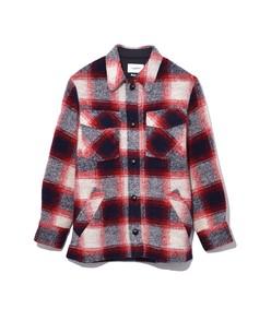 red/midnight gast coat