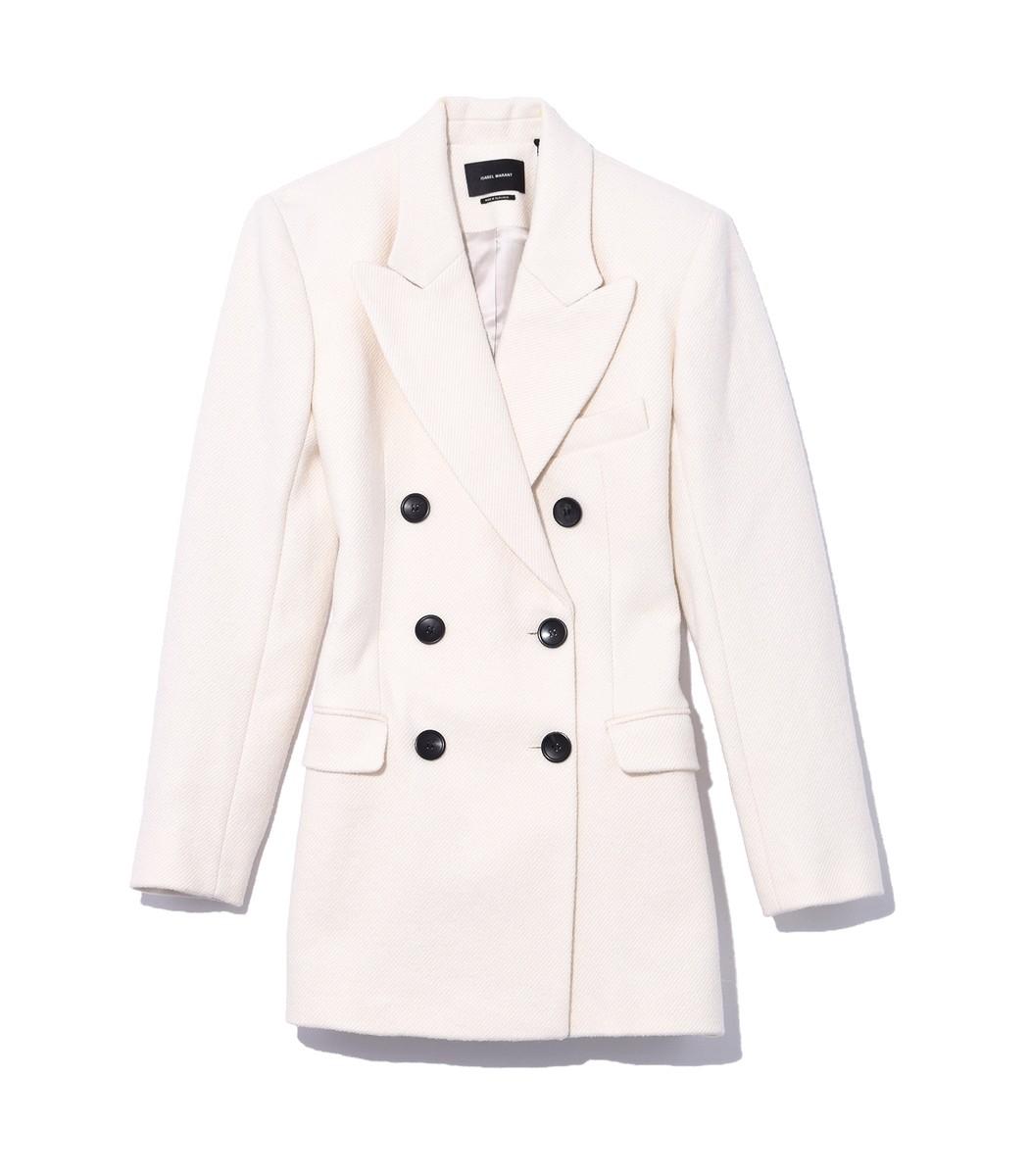 Kyne Jacket in Ecru