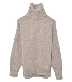 shadow sweater in beige