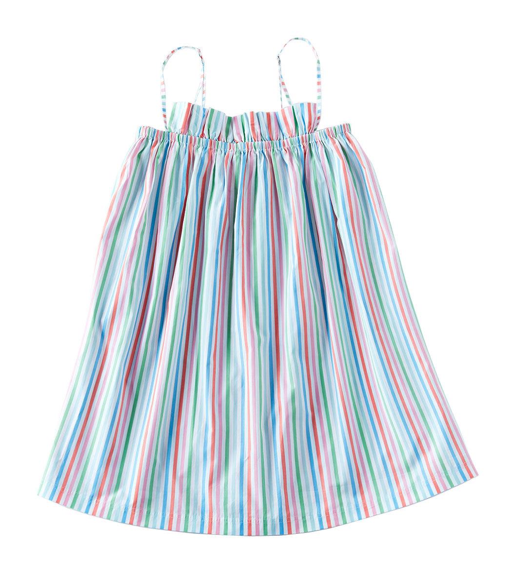 LAKE Island Ruffle Dress