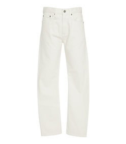 wright mid-rise slim-leg jeans