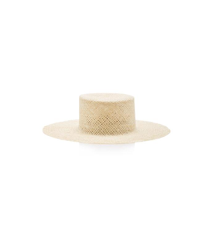 beatrice straw hat