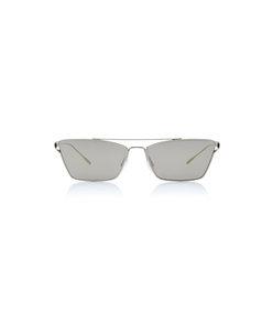 evey cat-eye metal sunglasses