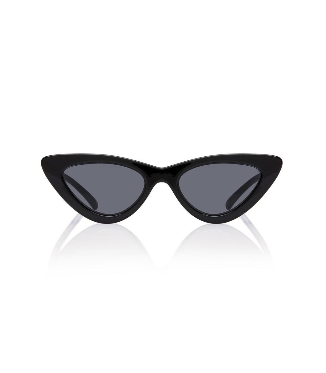 Le Specs Sunglasses The Last Lolita Sunglasses in Black
