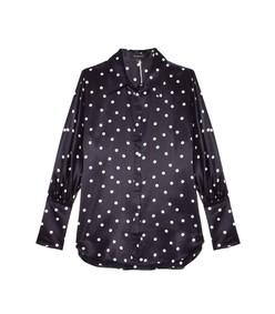 talulah blouse in black