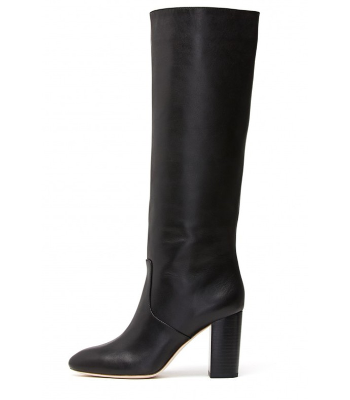 goldy tall boot in black
