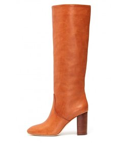 goldy tall boot in cognac