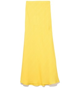 alessia skirt in yellow