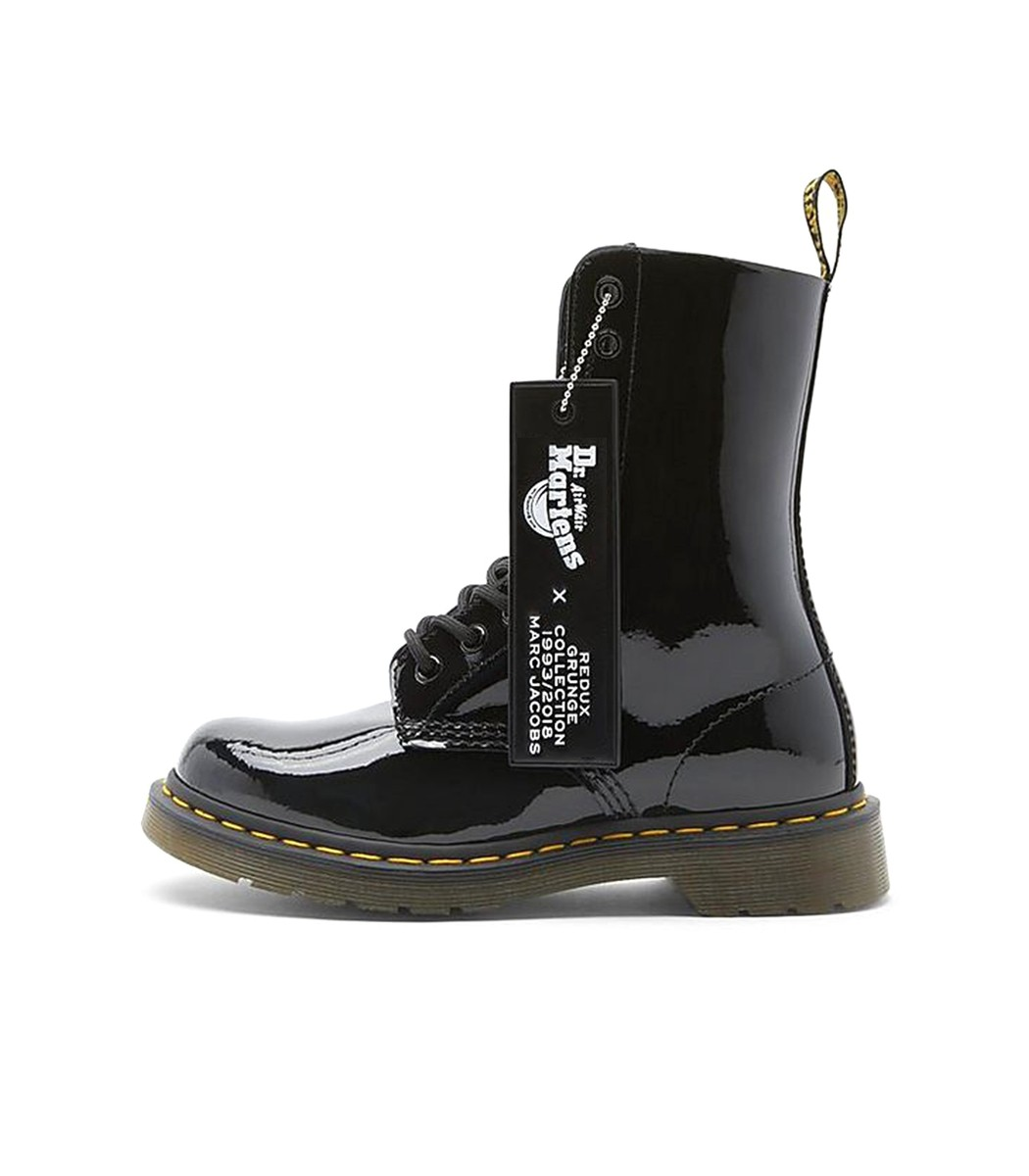 Marc Jacobs Boots Dr Marten x Marc Jacobs Boot in Black