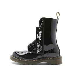 dr marten x marc jacobs boot in black