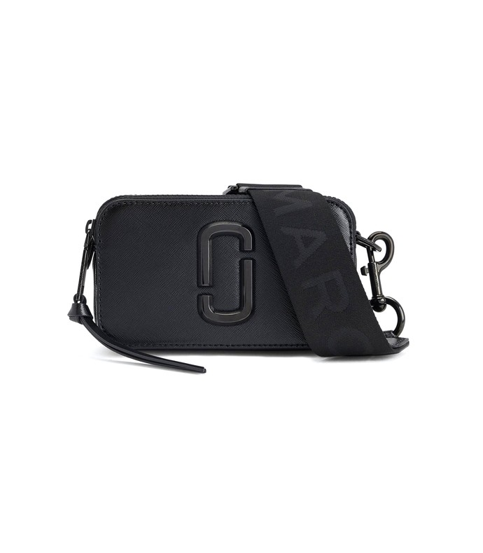 Marc Jacobs. Snapshot DTM Bag in Black 0fc70df7b8e2a