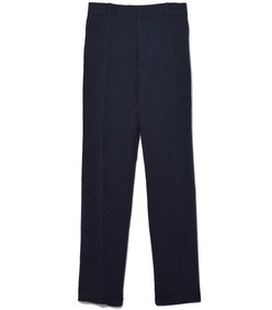 blue/black classic trouser