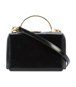 black mini grace bag