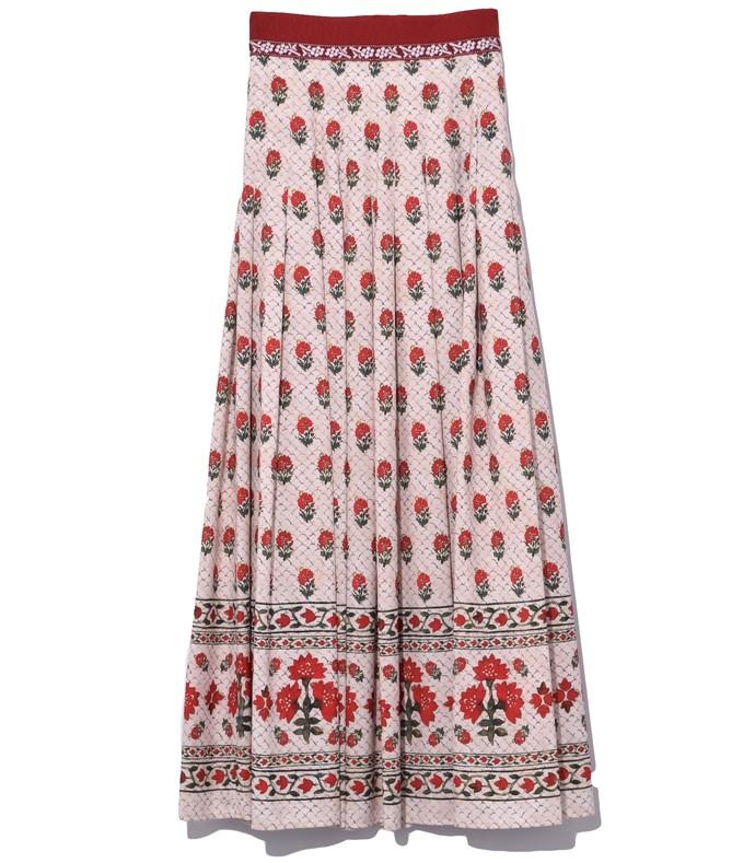 multicolor pulsatilla skirt