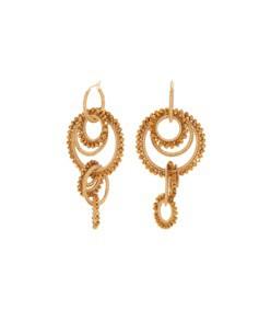 tallulah earring in gold