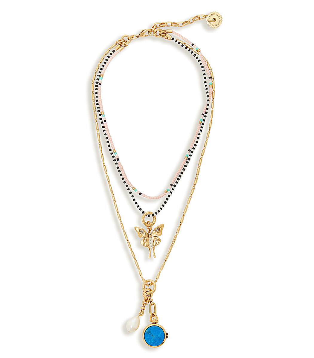 Mignonne Gavigan Constance Necklace Gold
