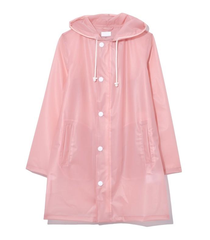 Shop Bazaar x The Raincoat in Pitter Patter