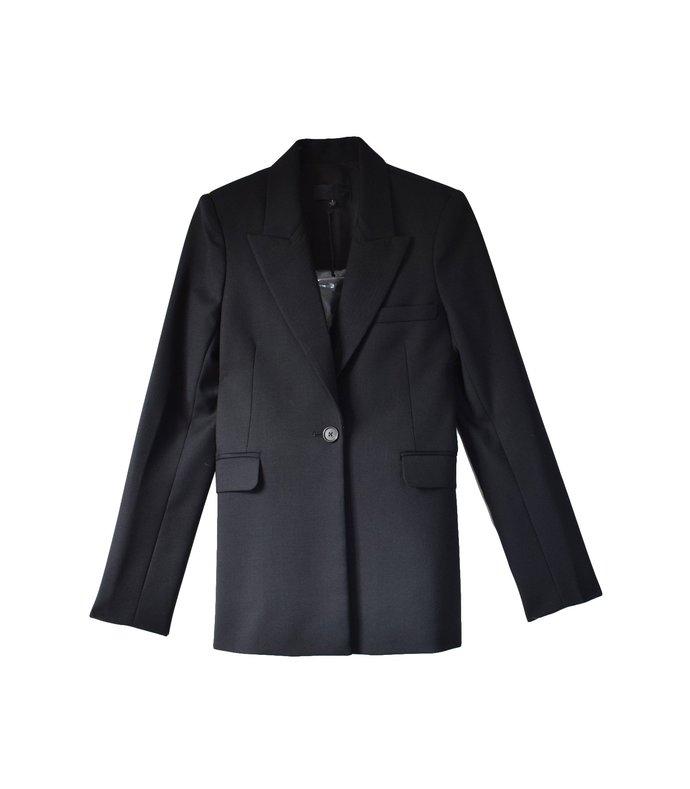 demna jacket in black