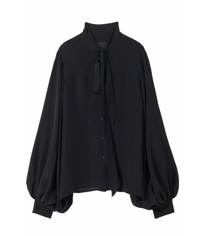 monica top in black
