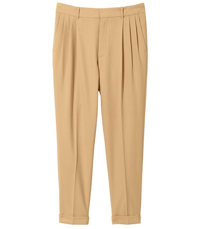 montana pant in camel