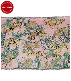 pink cheetahs blanket