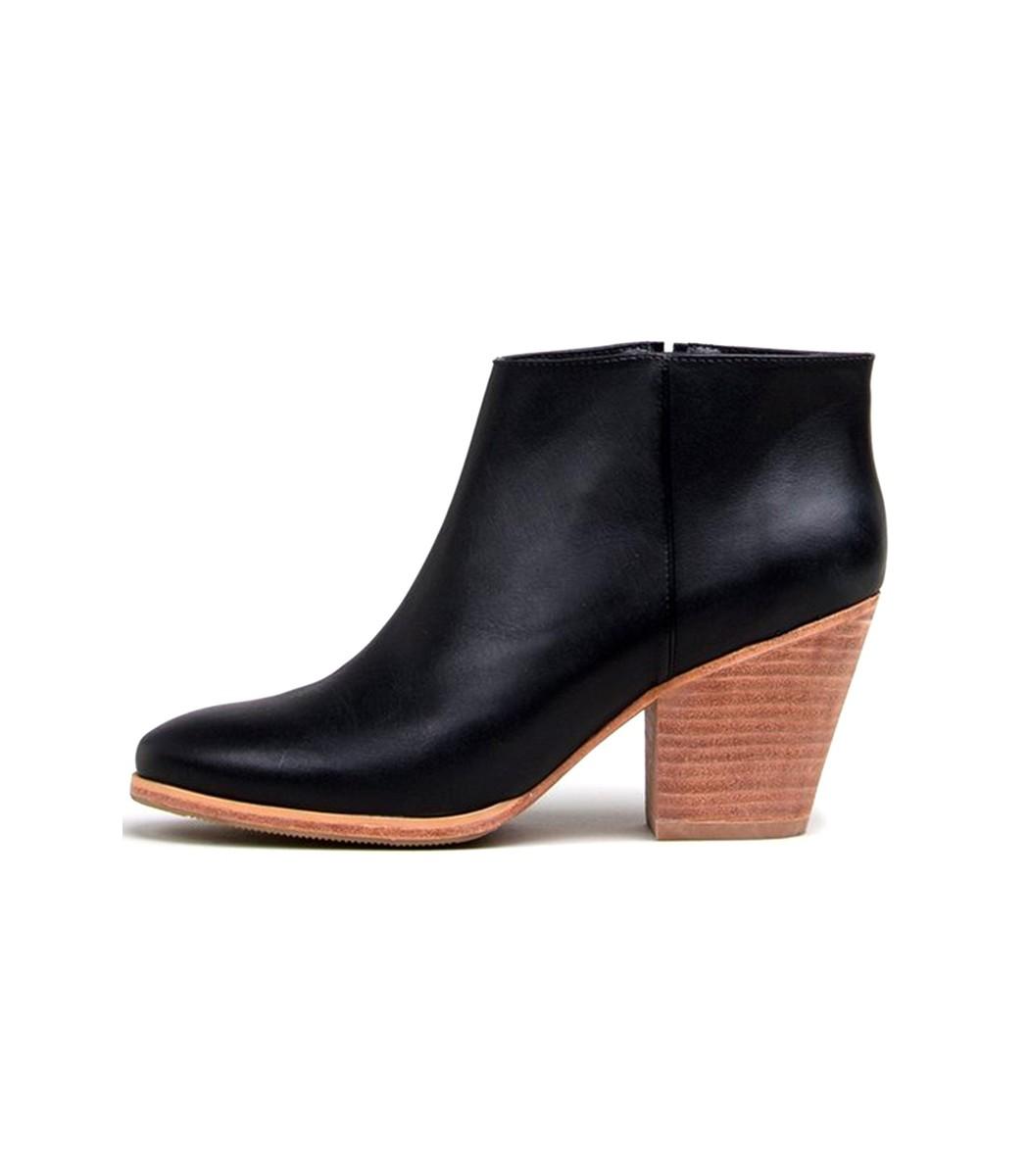 Black/Natural Mars Boot