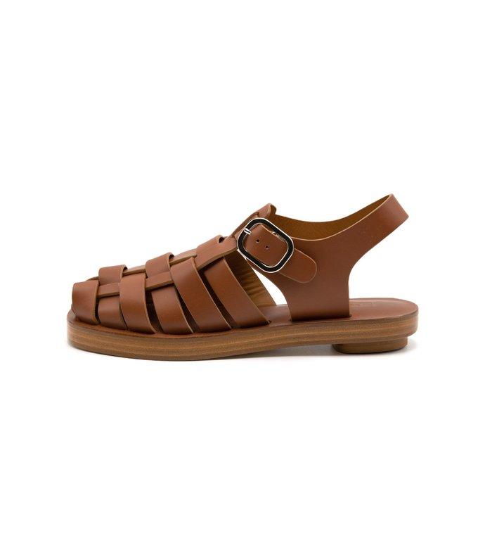 tucker sandal in natural