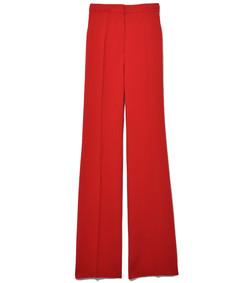 bright red lorenzo pant