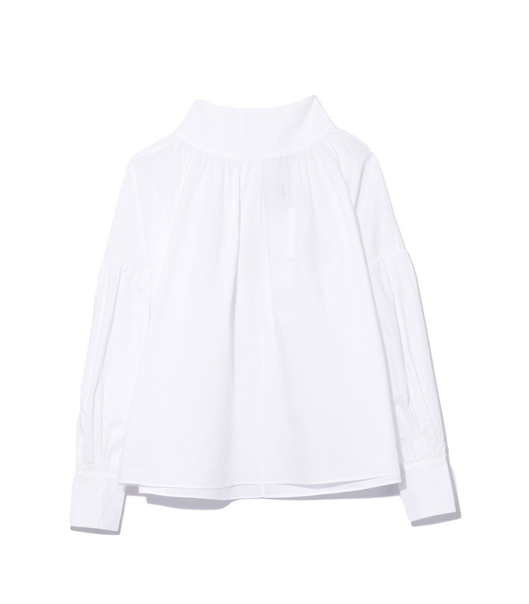 Rodebjer Kellman Cotton Top in White