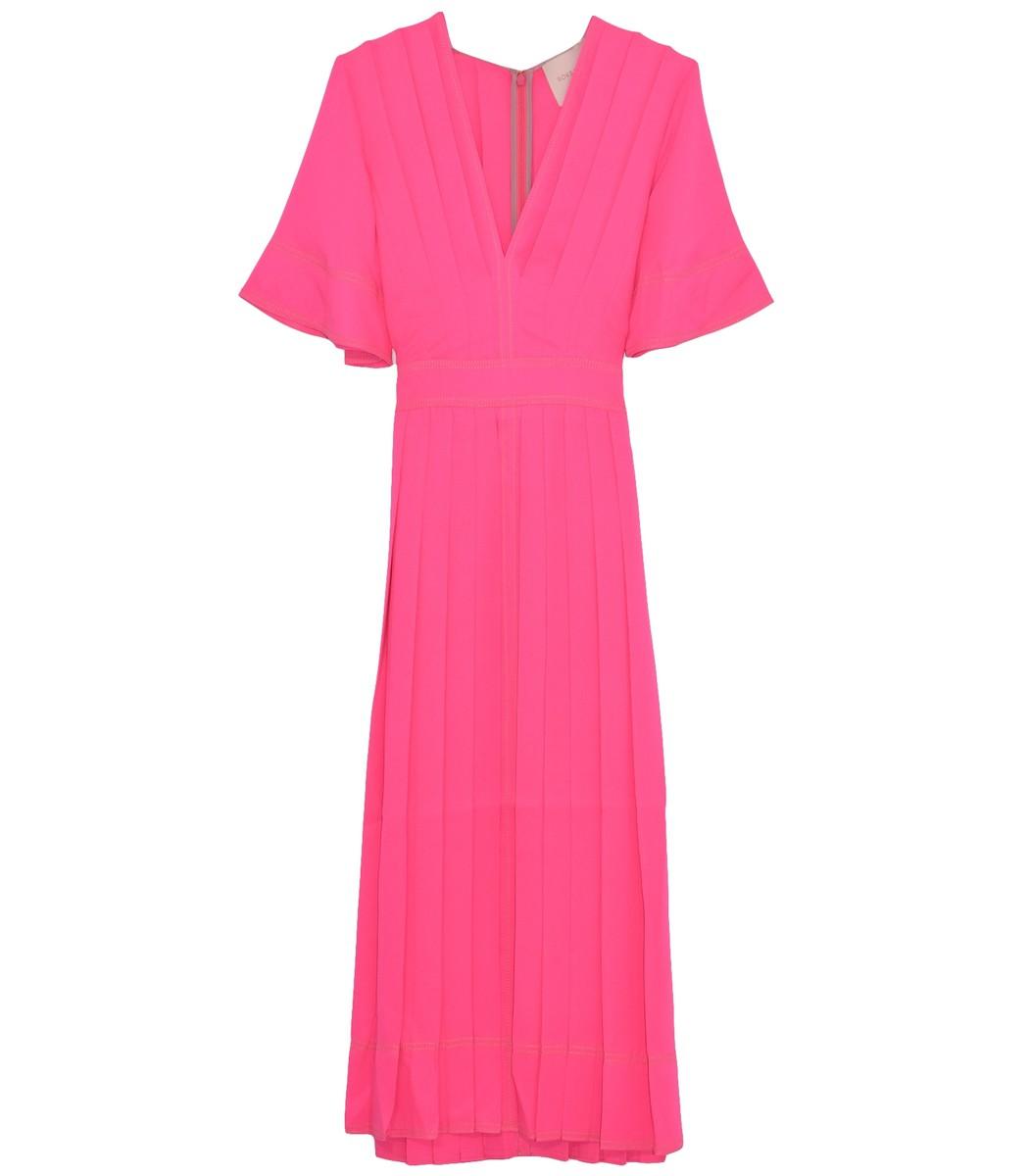 Roksanda Pink Zandra Dress