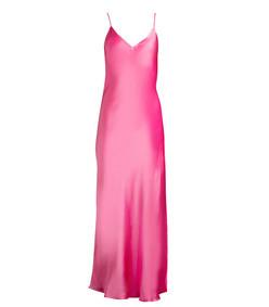 pink punch slip dress