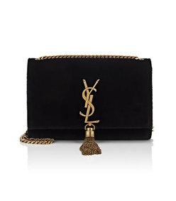 black velvet kate bag