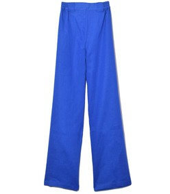 iantha pant in electric blue
