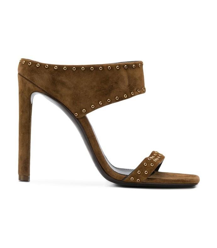 mica 105 mule sandal